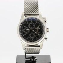 Breitling Transocean Chronograph 1461 Steel