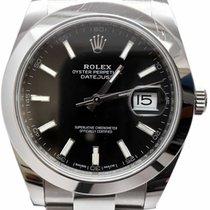 Rolex Datejust Steel 41mm Black No numerals United States of America, Florida, Naples