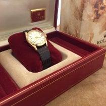 Rolex Datejust Oro amarillo 31mm Sin cifras
