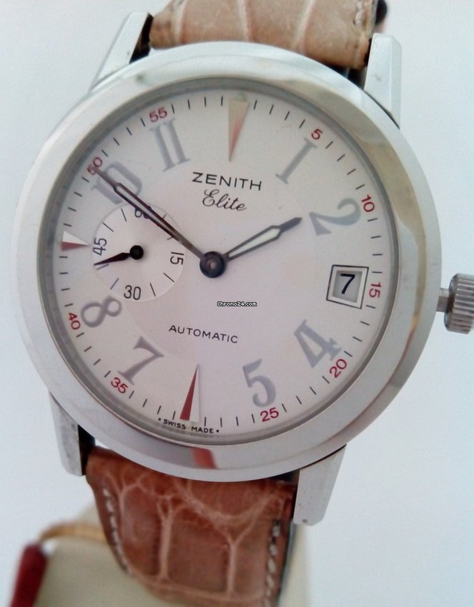 be6a4afb0ba8 Relojes Zenith - Precios de todos los relojes Zenith en Chrono24