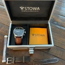 Stowa Steel 41mm Manual winding pre-owned United States of America, California, San Ramon