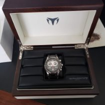 Technomarine Steel 43mm Quartz 07096235 pre-owned