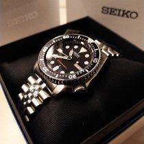 Seiko SKX007K2 Steel Prospex 42mm new