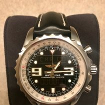 Breitling Chronospace Steel 48mm Black Arabic numerals United States of America, Illinois, Yorkville