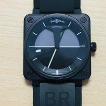 Bell & Ross folosit Atomat 46mm Negru Sticlă de safir 10 ATM