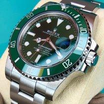 Rolex Submariner Date 116610LV Unworn Steel 40mm Automatic UAE, 9292