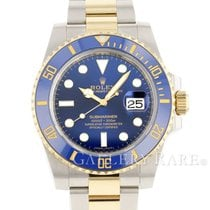 Rolex Submariner Date 116613LB 2019 pre-owned