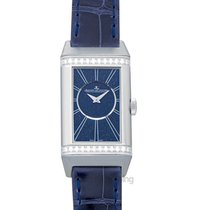 Jaeger-LeCoultre Reverso Duetto Steel 40mm Silver United States of America, California, San Mateo