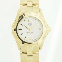 TAG Heuer 2000 Yellow gold 38mm Silver United States of America, Florida, Sarasota