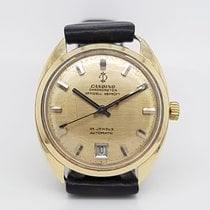 Candino Yellow gold 35mm Automatic 10434 pre-owned