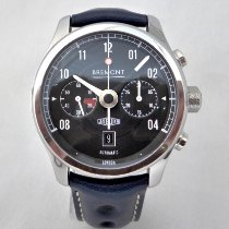 Bremont Steel 43mm Automatic BJ-11/BK pre-owned United Kingdom, Leicester