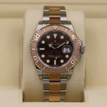 Rolex Yacht-Master 40 Gold/Steel 40mm Brown No numerals United States of America, Tennesse, Nashville