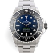 Rolex Sea-Dweller Deepsea Zeljezo 44mm
