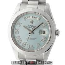 Rolex Day-Date II 218206 gebraucht