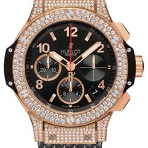 Hublot Big Bang 41 mm Rose gold 41mm Black United States of America, New York, Airmont