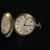 Omega Pocket Watch with 900 Silver Case