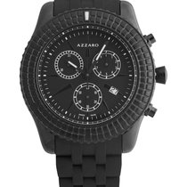 Azzaro Coastline Full Black Chronograph AZ2200.43BB.040