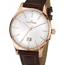 Jacques Lemans 'classic' London Big Date Watch 10atm...