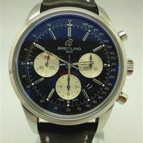 Breitling transocean chronograph AB015212BF26435X 43 mm