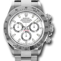 Rolex Daytona White Dial  (2015 SUPER MINT )