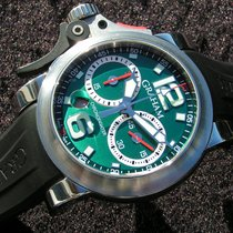 Graham CHRONOFIGHTER R.A.C. TRIGGER OLIVE RUSH