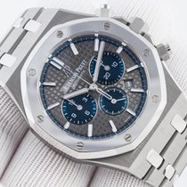Audemars Piguet Titanium Automatic Grey 41mm new Royal Oak Chronograph