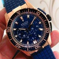 Zenith El Primero Stratos ref.86206140557R5 Flyback Chronograp...