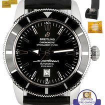 Breitling Men's Breitling SuperOcean Heritage 46 A17320 Black...