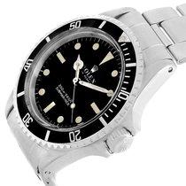 Rolex Submariner Vintage Steel Automatic Mens Watch 5513 Box...