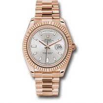 Rolex Rose gold Automatic 40mm new Day-Date 40