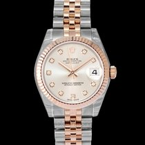 Rolex Lady-Datejust new Rose gold