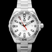 TAG Heuer Aquaracer 300M Steel 41mm White United States of America, California, San Mateo