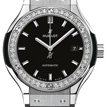 Hublot Titanium 33mm Automatic 582.NX.1170.RX.1204 new
