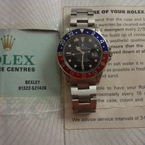 Rolex GMT-Master 16750 ,  with Service Card 1983