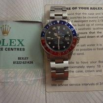 Rolex GMT-Master usado 40mm Aço