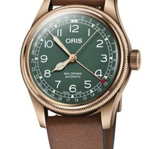Oris 40mm Automatic new Big Crown Pointer Date Green
