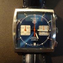 TAG Heuer Monaco Calibre 12 nuevo 39mm Acero