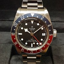 Tudor 79830RB Steel Black Bay GMT 41mm