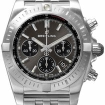 Breitling Chronomat Steel 44mm Grey