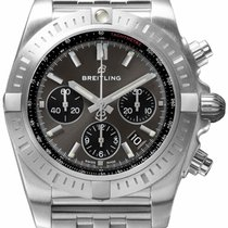 Breitling Chronomat Steel 44mm Grey United States of America, Iowa, Des Moines