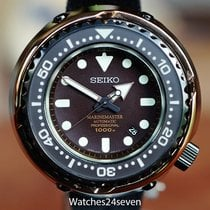 Seiko Marinemaster 52.4mm Brown United States of America, Missouri, Chesterfield