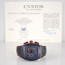 Cvstos Chronograph 52mm Automatik gebraucht Challenge