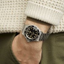 Rolex Submariner (No Date) 40mm Staal