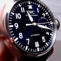 IWC Big Pilot Steel 46mm Blue United States of America, North Carolina, Winston Salem