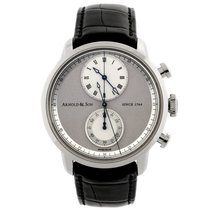 Arnold & Son Steel 44mm Automatic 1CHAS.S02A.C121S new