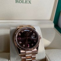 Rolex Day-Date 36 Oro rosa Italia, Velletri (RM)