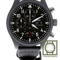 IWC Pilot Chronograph Top Gun IW389101 2020 new