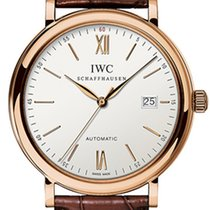 IWC IW356504 Rose gold Portofino Automatic 40mm pre-owned