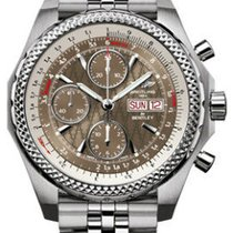 Breitling A13363 Steel 2011 Bentley GT 44mm pre-owned United States of America, New Jersey, Edgewater