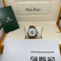 Paul Picot Stahl Automatik P0334Q.SG.7401 gebraucht
